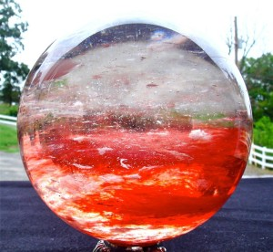 """A Discussion about Crystal Spheres or """"Crystal Balls ...Quartz Crystal Spheres For Sale"""