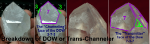 how to work with quartz crystal
