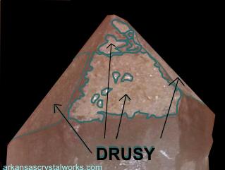 drusy