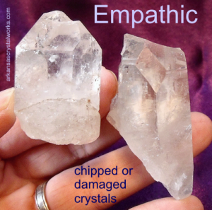 how crystals are like people - empathic crystals