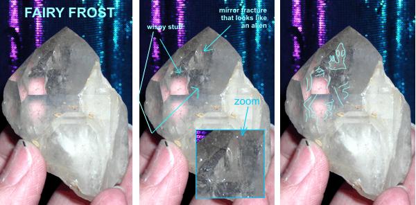 FAIRY FROST alien mirror fracture