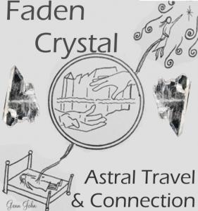 Faden Crystal Drawning copyright Genn John