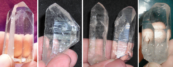 masculine crystals
