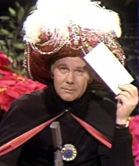 """Carnac"" by Source. Licensed under Fair use via Wikipedia - https://en.wikipedia.org/wiki/File:Carnac.jpg#/media/File:Carnac.jpg"