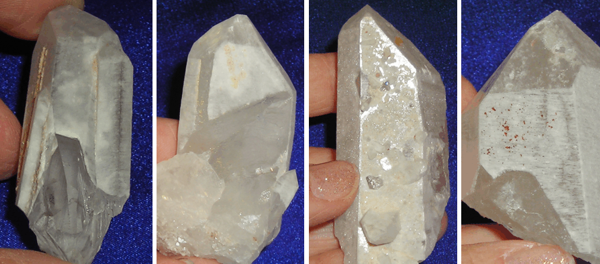 overcoat quartz, reverse phantoms, snow quartz