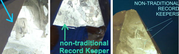 non traditional record keepers