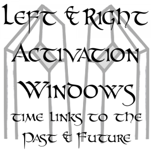 right and left activation windows