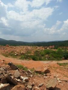 Arkansas crystal mining