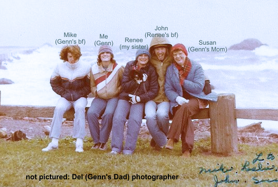 Crescent City, California December 1981