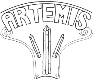artemis or candle crystal