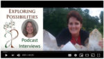 image of interview of Genn John by Sheryl Sitts of Exploring Possibilities